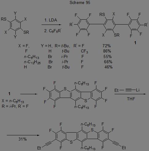 в которых атомы фтора